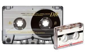 Audio Cassette Tape Digital Conversion